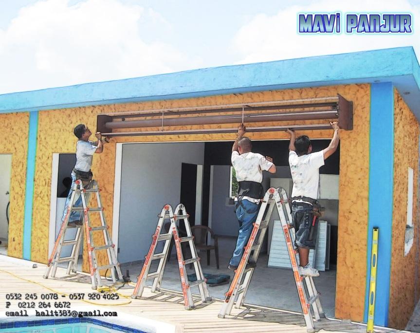MAVİ Panjur, Panjur imalat, Panjur montaj, Panjur Tamir, Panjur Servis, 0532 245 0078,
