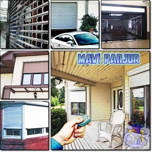 Mavi PANJUR, 0532 245 00 78, Motorlu Panjur Uzmanı