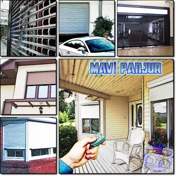 Mavi PANJUR, 0532 245 00 78, Motorlu PanjurUzmanı