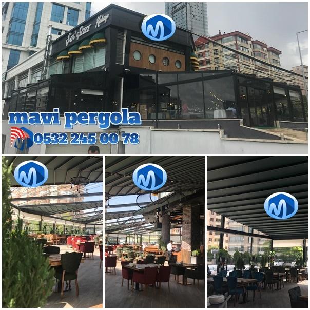 Yeni trend, pergola, Mavi pergola, İstanbul, Çağlayan, 0532 245 00 78