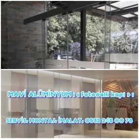 ÇAĞLAYAN fotoselli kapı, fotoselli kapı SERVİS, fotoselli kapı MONTAJ, 0532 245 00 78