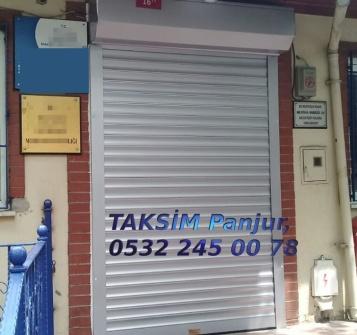 TAKSİM Panjur, Panjur imalat, Panjur montaj, Panjur Tamir, Panjur Servis, 0532 245 00 78