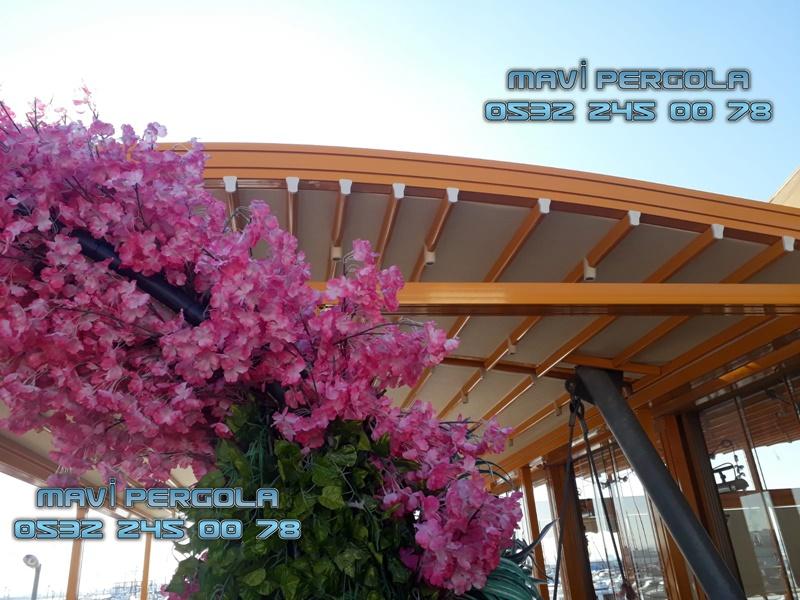 Pergola demek, artı yaşam alanı demek, MAVİ PERGOLA, 0532 245 0078,