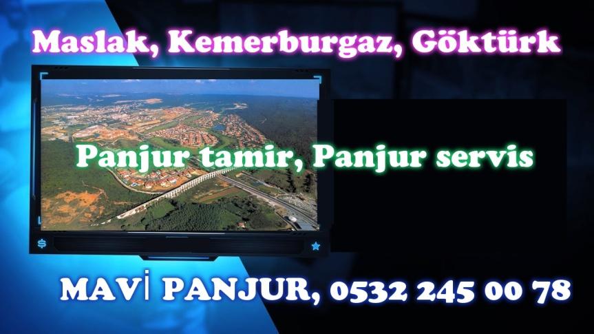 Maslak, Kemerburgaz, Göktürk, Panjur tamir, Panjur servis, MAVİ PANJUR, 0532 245 0078
