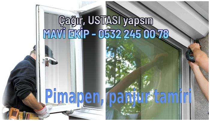 Çağır, USTASI yapsın, Pimapen, panjur tamiri, MAVİ EKİP, Çağlayan, İstanbul, 0532 245 0078